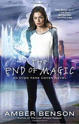 Magic Echo Park Coven Novel product image