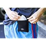 [Highly Rated] Buddy Pouch H2O – Magnetic, Personal Hydration Pouch. No Belt or Clip. (4″ L x 4″ W)
