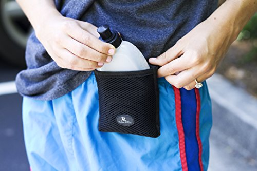 "[Highly Rated] Buddy Pouch H2O Magnetic, Personal Hydration Pouch. No Belt or Clip. (4"" L x 4"" W)"