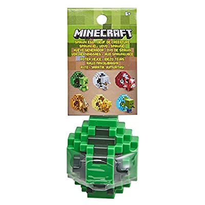 Minecraft Spawn Egg Mini Figures, Styles May Vary by Mattel