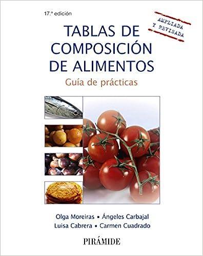 Tablas de composición de alimentos: Guía de prácticas [Spanish] [PDF]