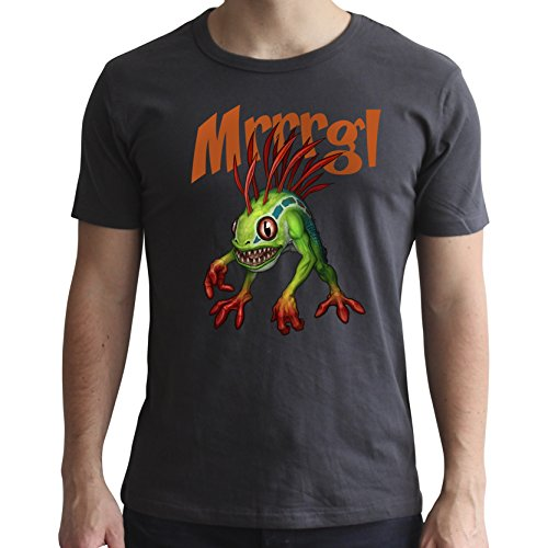 Of World Warcraft Abystyle camiseta Murloc A5wAdqnU