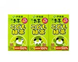 ITO EN children green tea (paper pack) (125ml ~ 3 pcs) 12 ~
