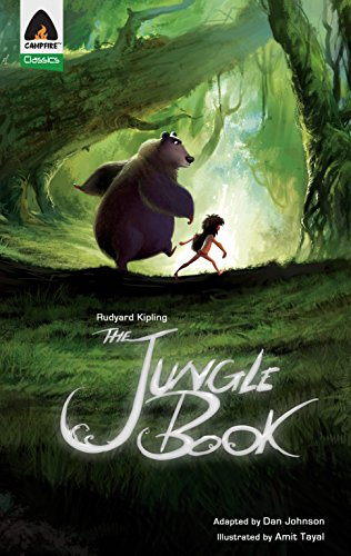 - The Jungle Book: The Graphic Novel (Campfire Graphic Novels)