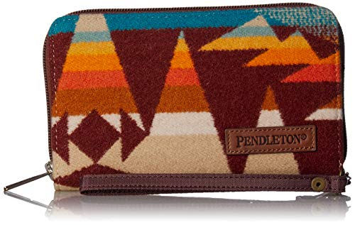 Pendleton Women's Smart Phone Wallet, Crescent Butte, One Size