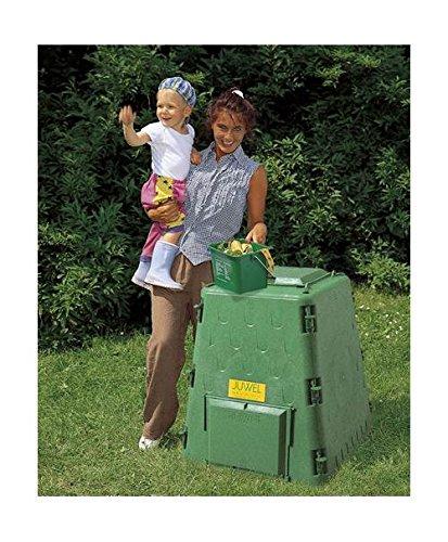 Exaco Small Compost Bin in Green