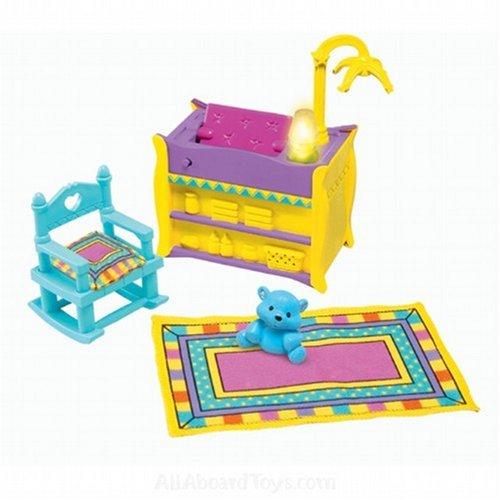 Fisher-Price Dora Deluxe Dollhouse Furniture - - Furniture Deluxe Dollhouse