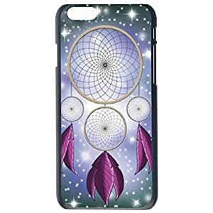 Fashion Dream Catcher Dream Alive Plastic Hard Case Cover Back Skin Protector For Apple iPhone 6G Plus 5.5 by Alexism Size13