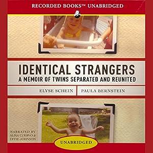 Identical Strangers Audiobook