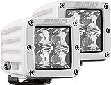 Rigid Industries 602213 M-Series Dually 10 Deg. Spot LED Light