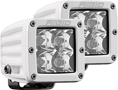 Rigid Industries 602213 M-Series Dually 10 Deg. Spot LED Light by Rigid Industries