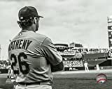"""Mike Matheny St. Louis Cardinals Action Photo (Size: 8"""" x 10"""")"""