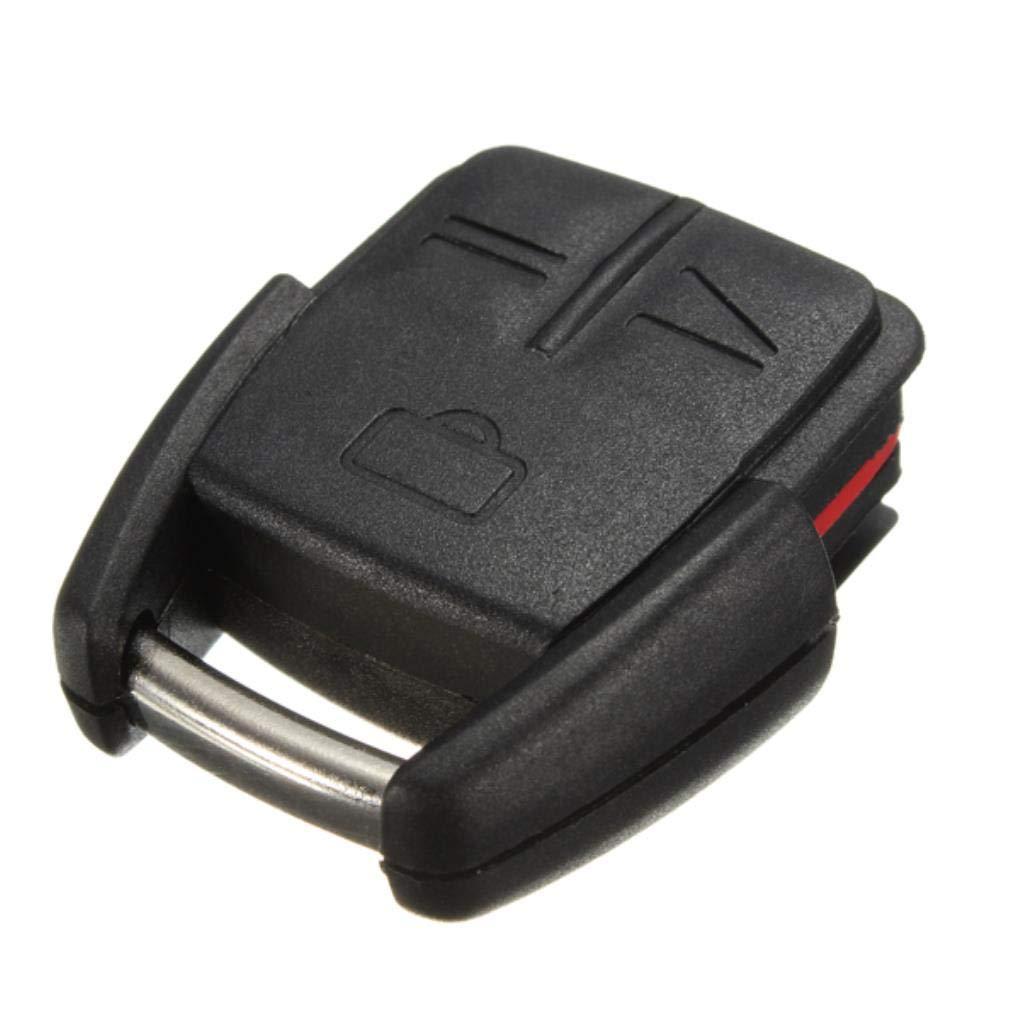 3 Bouton Key Kit de réparation de bricolage à distance Pour Vauxhall Opel Vectra Batterie