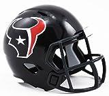HOUSTON TEXANS NFL Riddell Speed MICRO / POCKET-SIZE / MINI Football Helmet