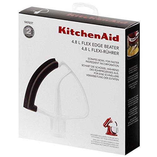 Kitchenaid Flex Edge Beater For The Kitchenaid Artisan
