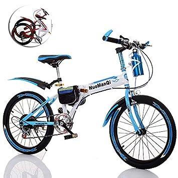 MUYINGASD Bicicleta De Montaña para Niños De 20 Pulgadas, 14 ...