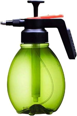 Yardwe - Pulverizador de mano para jardín de gran capacidad, pulverizador a presión, botellas resistentes a los productos químicos, 1,5 l, color verde: Amazon.es: Hogar