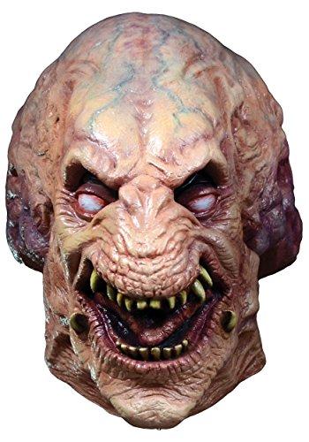Pumpkinhead Costume Mask Adult One Size ()