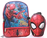 Spiderman Boys School Backpack Bookbag Lunch Box SET - Best Reviews Guide