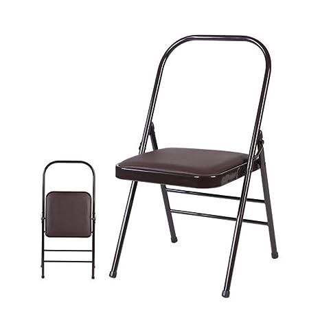 Sillas Plegables Conjunto de sillas CJC Estructura de Acero ...
