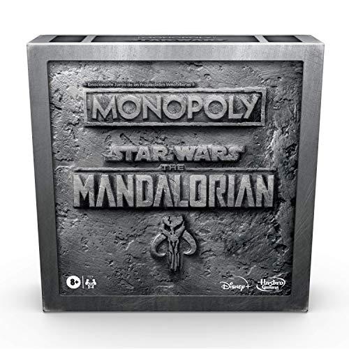 Hasbro Star Wars el Mandaloriano: Monopoly