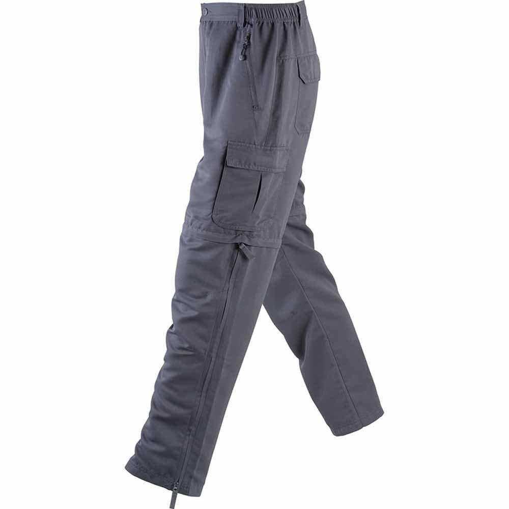 James & Nicholson – Hose Trekking Wandern umbaubar in Shorts – 2 in 1 – Herren – JN1028