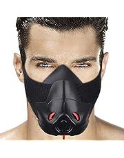 Sport Workout Training Masker Hypoxisch Ademhalingsweerstand Masker Fitness Running Masker Endurance Masker bereiken Hoge Hoogte Elevatie Effecten