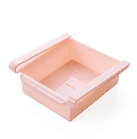 multiusos plástico cocina cajón deslizante de almacenamiento ...