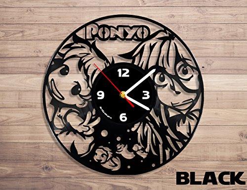 Ponyo anime, Ponyo clock, Ponyo anime art, Studio ghibli vin
