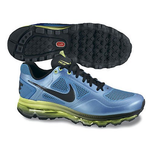 big sale 3fe85 b4342 Nike Air Trainer 1.3 Max Breathe Blue Glow Volt Mens Training Shoes  512241-407 lovely