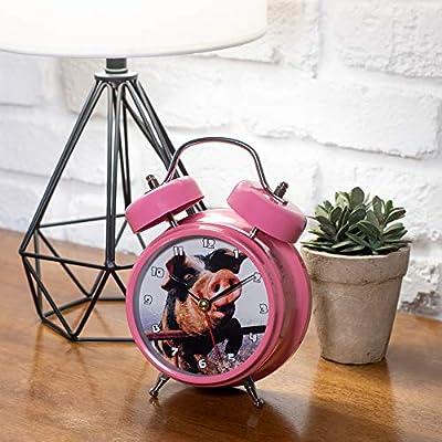 Wacky Wakers Pig Alarm Clock Mark Feldstein FJV01P