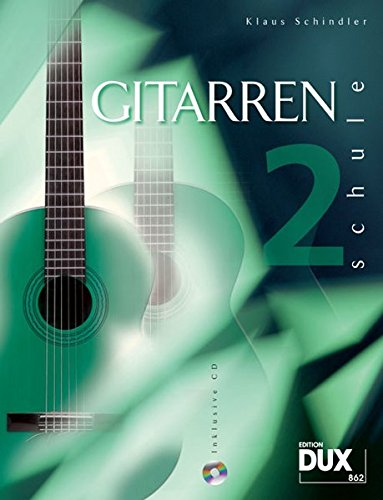 Gitarrenschule Band 2 (inkl. CD)