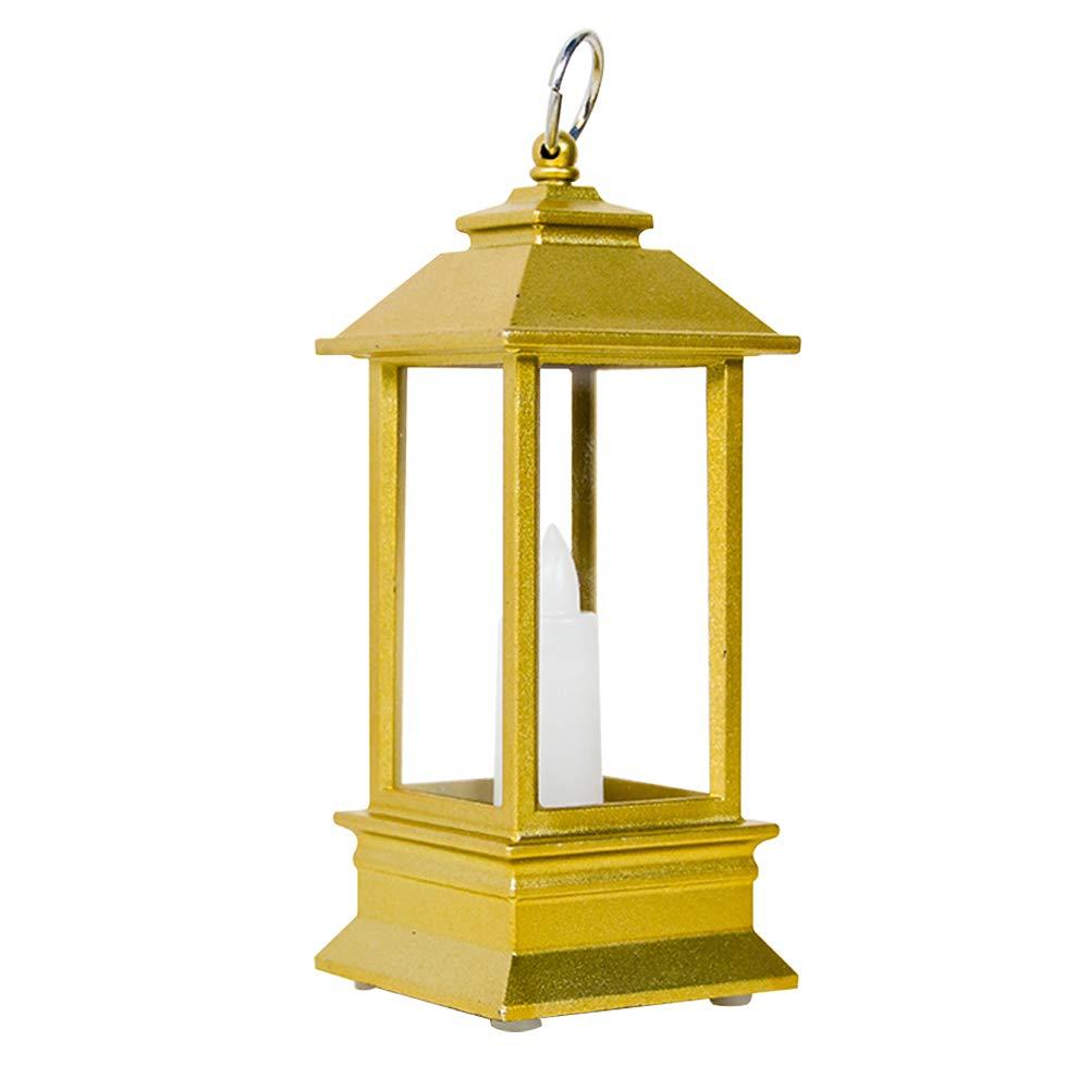 Lantern Candle Holder Tea Light Hurricane Lamp Metal Glass Lantern for Garden Patio Indoor Vintage Chic Wedding Home Decoration