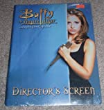 Buffy the Vampire Slayer: Director's Screen, Paul Chapman, 1891153919
