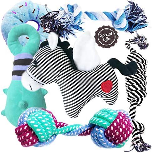 buibiiu Teething Puppy Squeaky Balls product image
