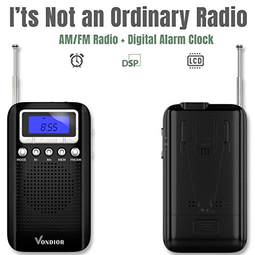 The 8 best portable radio with reception