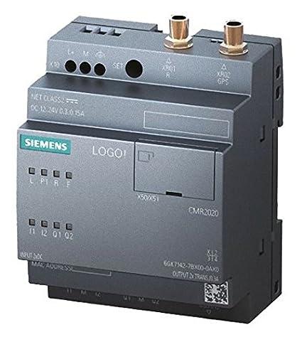 Siemens simatic net - Módulo comunicación para logo 0ba8 ...