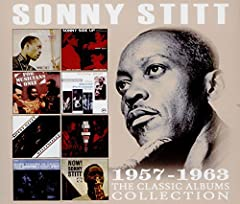 Having appeared on over 100 albums as either leader or sideman, across a career spanning four decades, Sonny Stitt remains one of the best-documented musicians in all of jazz history. A master of the saxophone - primarily alto and tenor - Sti...