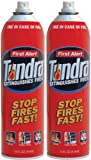 Automotive : First Alert AF400-2 Tundra Fire Extinguishing Aerosol Spray, Pack of 2