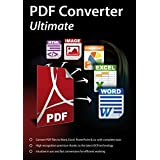 PDF Converter Ultimate - Convert PDF files to Word, Excel, PowerPoint & co. with complete ease for Windows 10 / 8.1 / 8 / 7