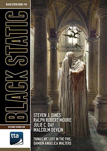 Black Static #54 (September-October 2016): Dark Fiction and Film (Black Static Magazine)