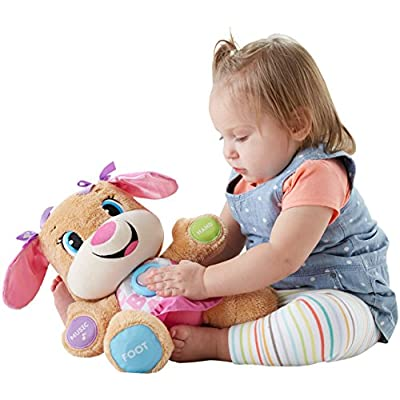 Fisher-Price Laugh & Learn Smart Stages Sis: Toys & Games