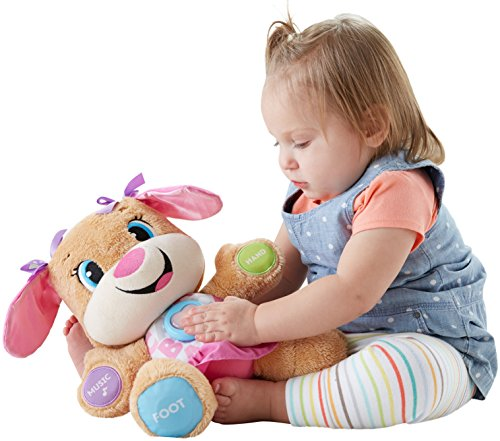 510xjIo xKL - Fisher-Price Laugh & Learn Smart Stages Sis
