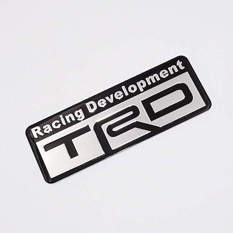 Top 3D Sport Logo Emblem Badge Sticker Auto Car Racing Motor Logo Decal New