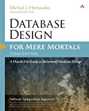 The #1 Easy, Commonsense Guide to Database Design! Michael J. Hernandez's best-selling Database Design for Mere Mortals® has earned worldwide respect as the clearest, simplest way to learn relational database design. Now, he's made this hand...