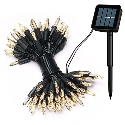 Outdoor Solar Light With Timer - 8
