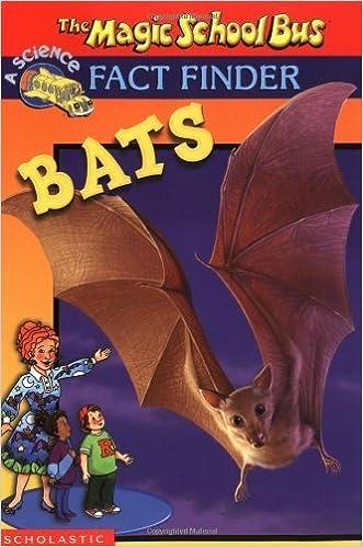Bats (Magic School Bus Fact Finder) by Kris Hirchmann (2002-10-05)