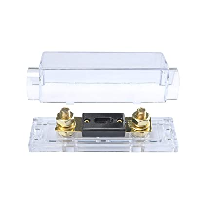 150 Amp 150A ANL Electrical Protection Fuse Blade Fuse In-Line ANL Fuse Holder