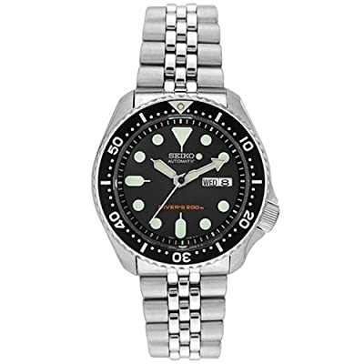Seiko Men's SKX007K2 Diver's Automatic Watch by Seiko
