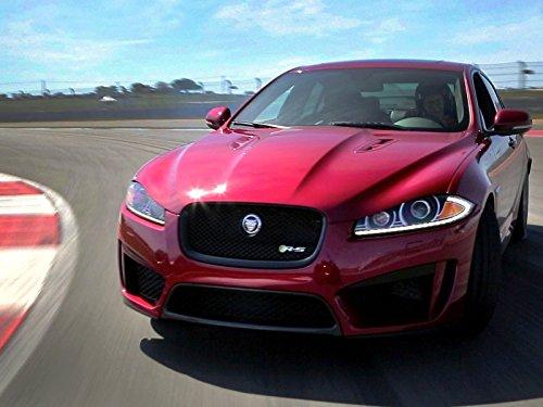 Blew Bayou! 2013 Jaguar XFR-S Chases Gators n' Speed From Sebring to COTA!